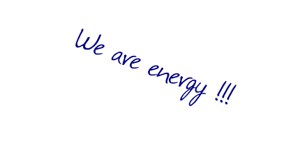 We are energy !!!